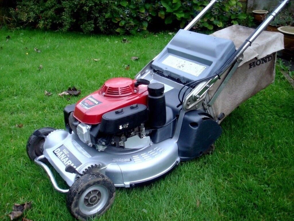 Honda Lawnflite 553HRS PRO, 21 inch Self Propelled Roller Lawnmower. Serviced