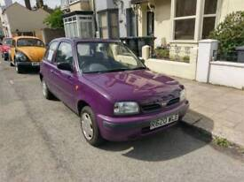 1998 Nissan Micra Automatic