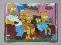 SIMPSON WALL POSTER