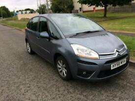 2009 Citroen Picasso very good condition,ideal for a family 12 months mot , px welcome