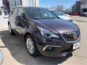 2018 Buick Envision Essence ALL-WHEEL DRIVE