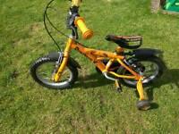 """Dinosaur bike 14"""""""