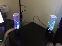 dancing water speakers mint condition swap for ps4 game