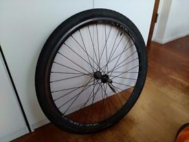 26'' front wheel with tyre quick release