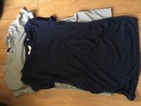 Maternity t-shirts size 14