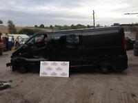 Renault Trafic 2.5 DCI parts automatic gearbox