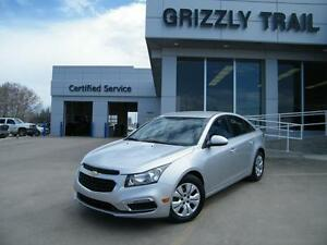 "2015 Chevrolet Cruze 1LT HEATED EXTERIOR MIRRORS AND 7"" COLOU..."