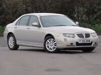 Part Exchange to clear: 2005 (55) Rover 75 2.0 Classic CDTi Saloon