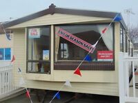 Ideal Starter Caravan on North Wales Beachside Location !!