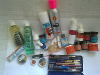 Various Prof SPECIAL EFFECTS (SFX) MAKE-UP - Theatre/Tv/Film/ Makeup Artist use