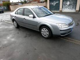2005 Ford mondeo 1.8cc