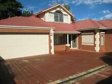 Excellent Executive 4 Bedroom 2 Bathroom Home for rent Bassendean Ashfield Bassendean Area Preview