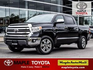2017 Toyota Tundra EXCLUSIVE 1794 EDITION 5.7L V8