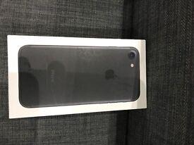 iPhone 7 box - Brand new