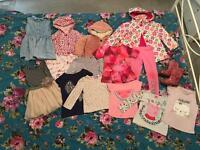 Girls clothing bundle - aged 4-5