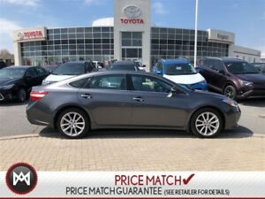 2014 Toyota Avalon LIMITED - ONE OWNER - NO ACCIDENTS