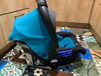 Jane Koos car seat with isofix