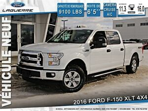 2016 Ford F-150 XLT* 112$/SEMAINE