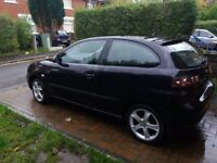 Seat ibiza 1.4 sport 113k very cheap