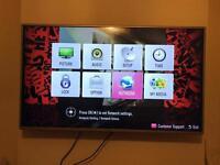 "LG 50"" LED TV FULL HD 1080P, great picture 2015 Model"