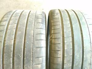 295/35ZR20x2( BMW M5)MICHELIN PILOT SUPER SPORT 101Y used for sale