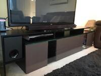 Large TV & entertainment unit