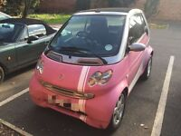 Smart Car for sale. Great nippy car. Very cheap to run.