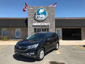 2015 Honda CR-V WOW CLEAN EX-L! FINANCING AVAILABLE!