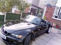BMW Z3 2.0 six cyinder