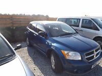 for sale this dodge caliber 2009 sxt d