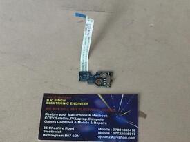 Dell Latitude E6530 Wireless On / Off Switch Board & cable. LS-7764p
