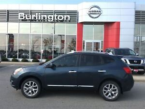 2012 Nissan Rogue SL, NAVi, ACCIDENT FREE !