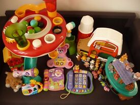 Big toy bundle