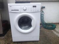 7kg LG Washing Machine