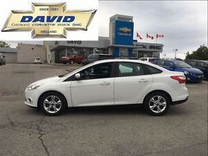 2013 Ford Focus SE, ALLOYS, AC, KEYLESS ENTRY, LOCAL TRADE!!