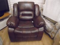 BRAND NEW Tuscany Armchair Recliner