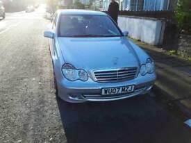 Mercedes c class desiel auto