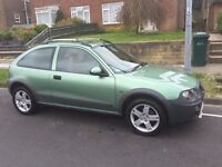 Rover Streetwise 1.4, LOW Mileage, Good condition!
