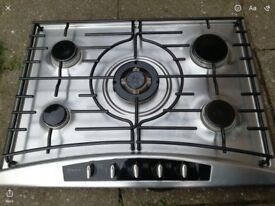 Gas integrated hob vgc