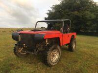 Off Road V8 Land Rover Trialer