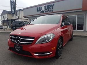 2013 Mercedes-Benz B-Class B250 Sports Tourer-navigation-camera-