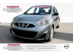2015 Nissan Micra S+AC+CRUISE