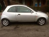 04 Ford ka 1299cc luxury