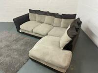 Absolutely Gorgeous Harvey's EX DISPLAY ! corner sofa delivery 🚚 sofa suite couch furniture