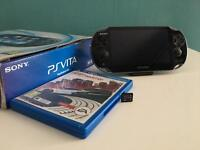 ~ SONY PS VITA MINT CONDITION BOXED ~