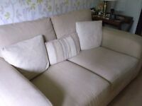 Couch Settees Two and Matching Chair
