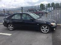 1999 Lexus IS200 2,0 litre 5dr