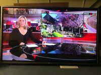 "LG 50"" plasma smart 3D full HD television £240 ono"