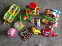 Childrens musical toys immaculate condition. £12