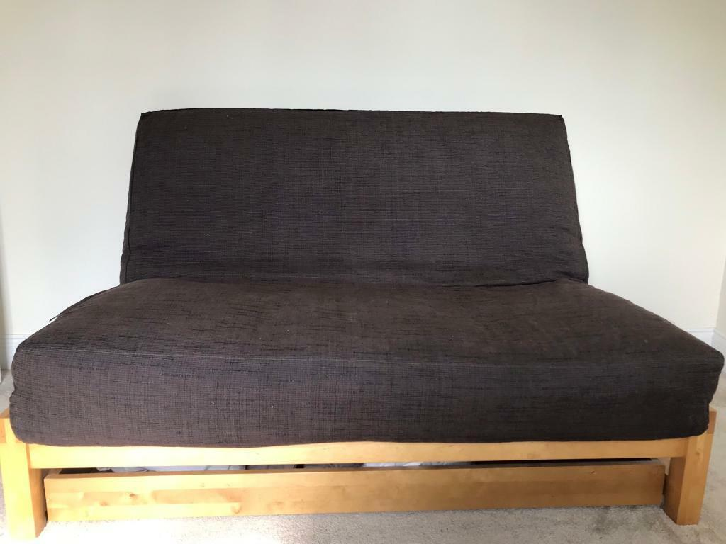 reputable site d7c0e aa352 Futon Company double sofa bed | in Bury St Edmunds, Suffolk | Gumtree